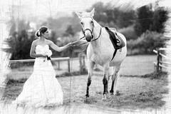 Vzala som si koňa..