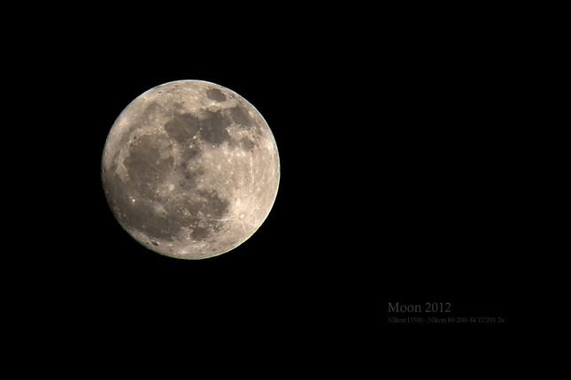 Moon 2012