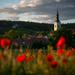 Jarná dedinka