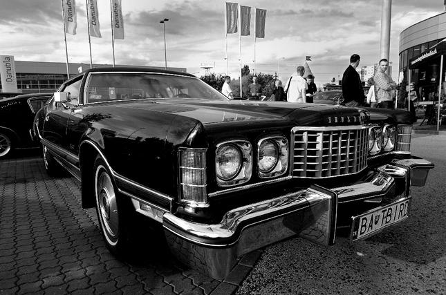 Pontiac Thunderbird 1973