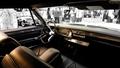 Cadillac De Ville - interier