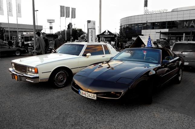 Chevrolet & Pontiac
