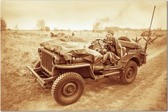 Legenda Jeep Wyllis MB