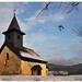 kostolík a vrany