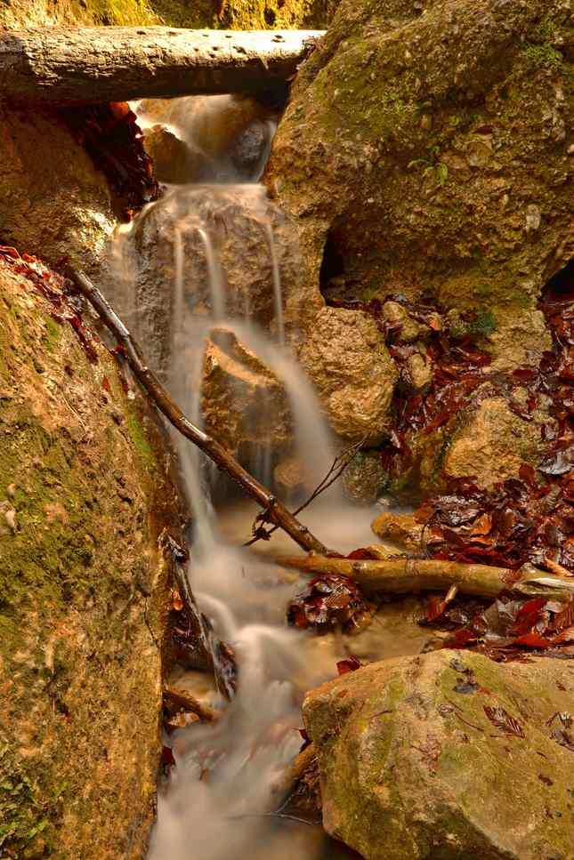 Kaskády Hlbockého vodopádu