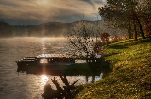 Rano na jazere
