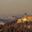 Ľubovniansky hrad a Tri koruny