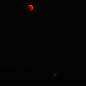 Mesiac a Mars