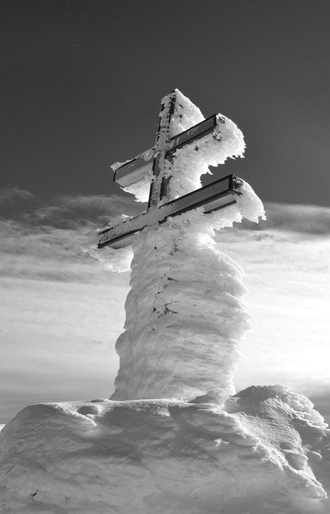 Kríž nad Ďumbierom