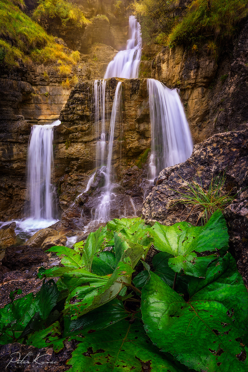 .. Waterfalls ..