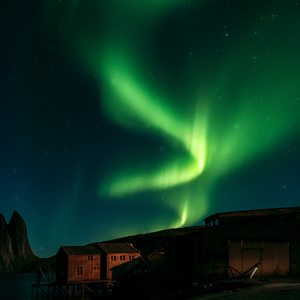 .. Aurora Borealis ..