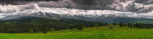 Dráma nad Tatrami