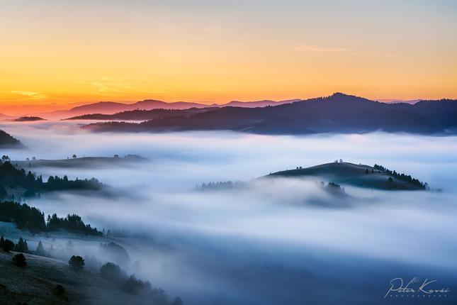 .. Ostrov v hmle ..