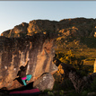 Bouldering na južnom kontinente