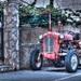 Chorvátsky traktorík