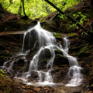 Vadičovský vodopád