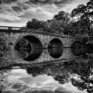 Clumber bridge