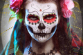 La Calavera Catrina BEFORE / AFTER