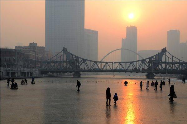 Krátka fotoreportáž z rieky Hai