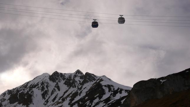 Vysoko v horách