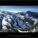 Zimná panorámka zo Sivého vrchu