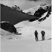 Pod Malým Hangom...na lyžiach