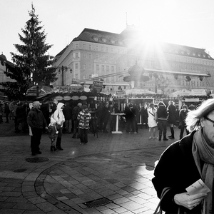 Vianočné trhy III