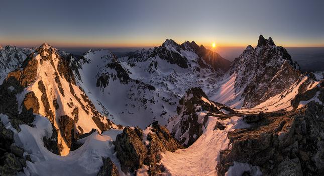 velka studená dolina