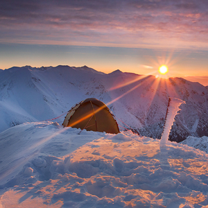 noc na vrchole
