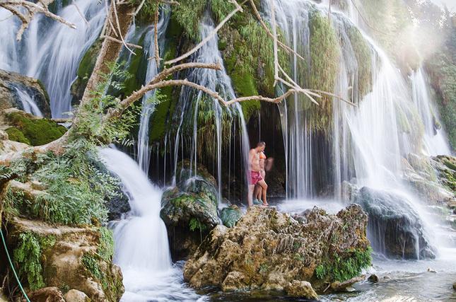 Kravicke vodopády