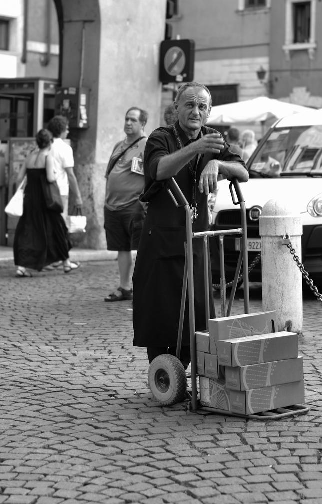 Pracujúci Talian