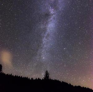 Milkyvej a Andromeda