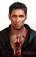 Krvavý autoportrét