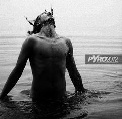 Young Poseidon