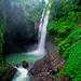 Singarajas waterfall