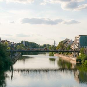 Podvečer v Bambergu
