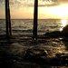 Schody do mora