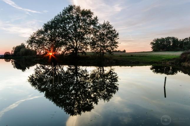 Korandů rybník