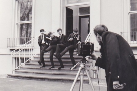 Čo majú spoločné The Beatles a Banská Štiavnica? -Deža Hoffmanna