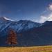 Mount Baranec . .