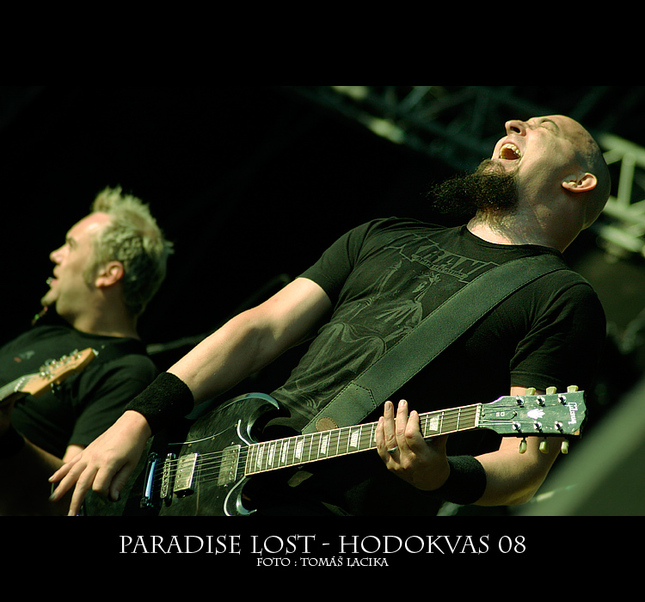 ... PARADISE LOST ...