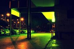 nočné sídlisko