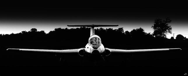 Pilot a jeho krííídla...