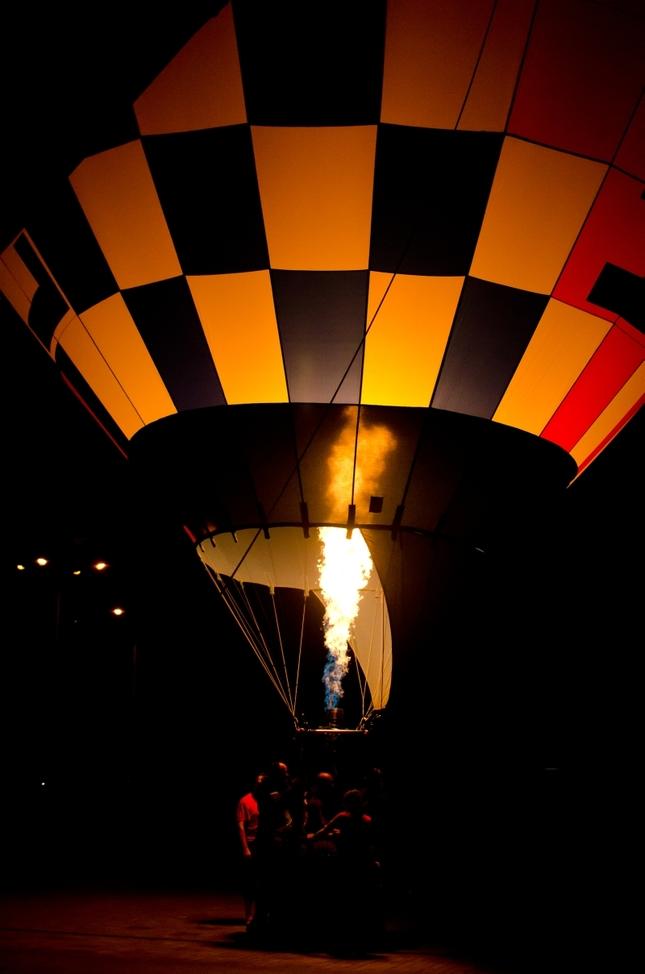 Nocny balon