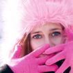 Monika v zime