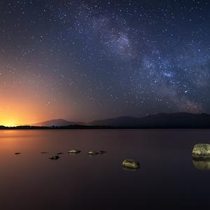 Pod nočnou oblohou