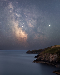 Milky Way Nohoval Cove