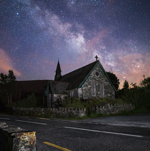 Derrycunnihy Church