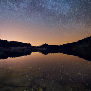 Looscaunagh Lough jazero