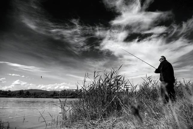 pánko rybárko